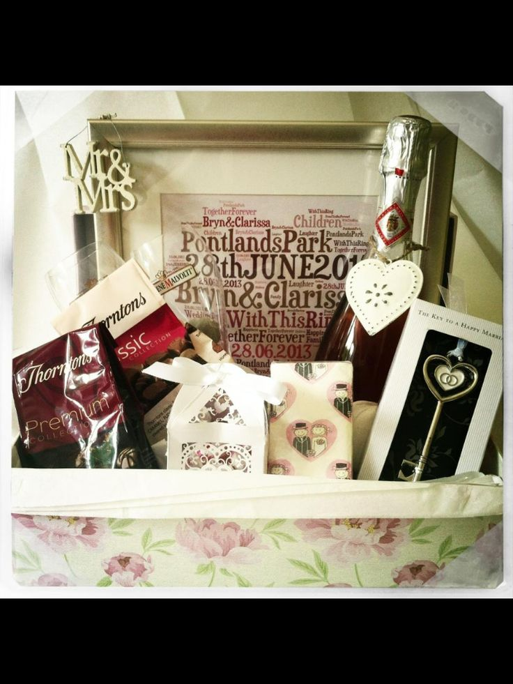 Wedding hamper  Facebook - Heart hampers and gifts