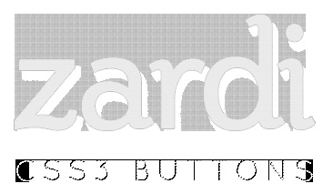 Zardi is a pack of CSS3-only buttons. Free and ready to use in various shapes and colors.