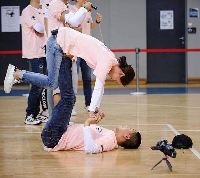 Song Ji Hyo and Kang Gary, Running Man ep. 301