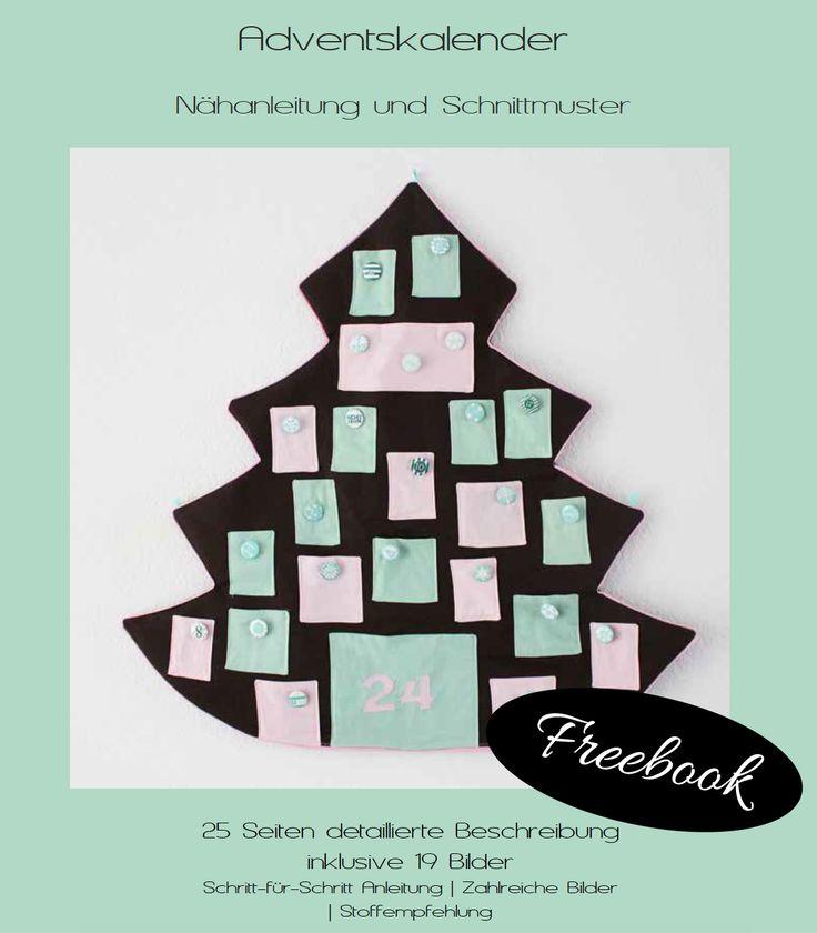 Freebook Adventskalender  - LalaFab