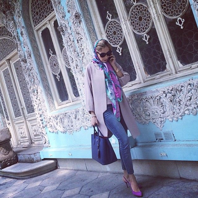 A roundup of the best street-style Instagrams from Dubai and the Gulf States.