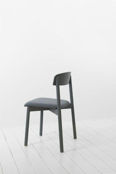 profile chair de stattmann neue moebel chaises polyvalentes