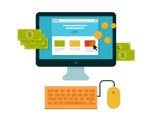 Increase online sales quickly with pay per click marketing.