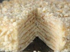 Jednoduchý medový dort: Tento recept mi poradila moje tchyně, která ho připravuje již 20 let…