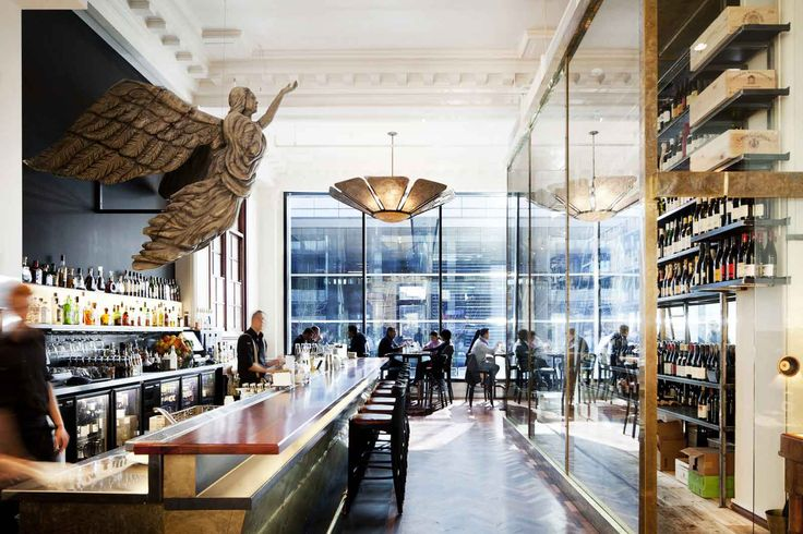 Stylish City dining at The Trustee Bar & Bistro, Brookfield Place, Perth