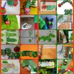 60+ Play Ideas Based On The Very Hungry Caterpillar Book By Eric Carle ~ lots of great ideas crafts, snacks, activities, games and so much more!