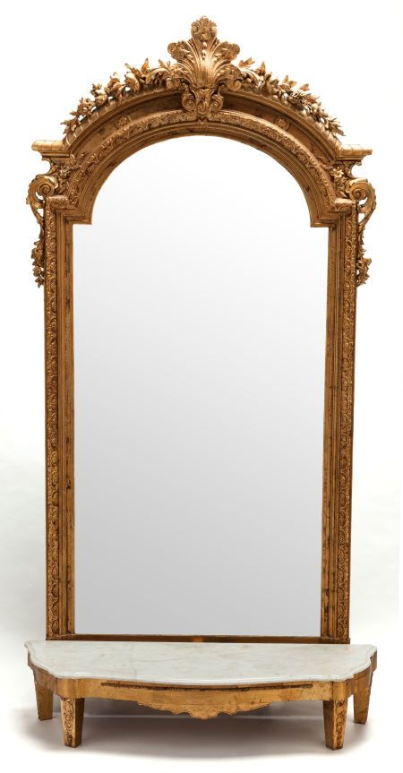 861 Best Antique Light And Reflection Mirrors