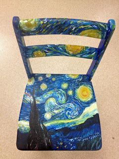These chairs are amazing.  This teacher has some awesome ideas!