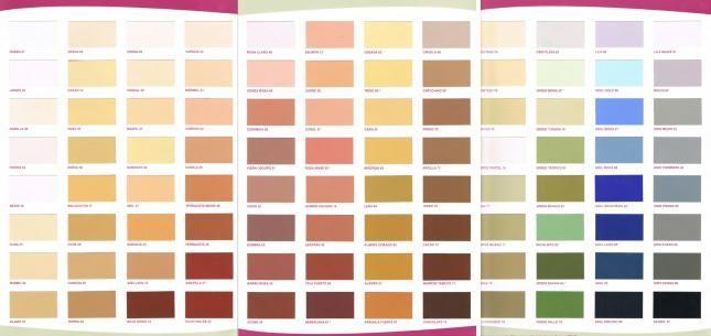 Catalogo de colores de pinturas comex - Imagui