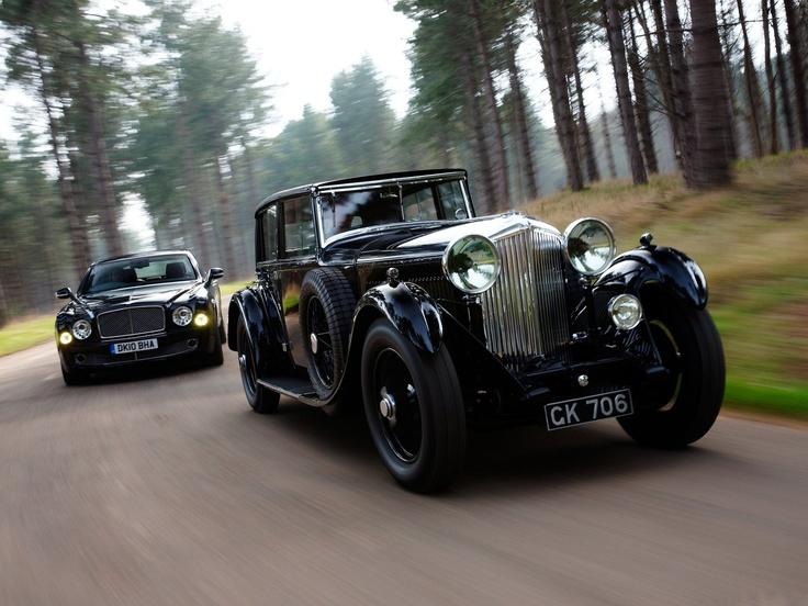 Bentley Muslanne Evolution