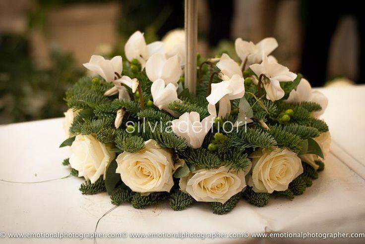 I fiori per il matrimonio di dicembre