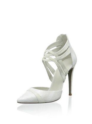 62% OFF Plomo Women's Adrienne High Heel Pump (Ice)