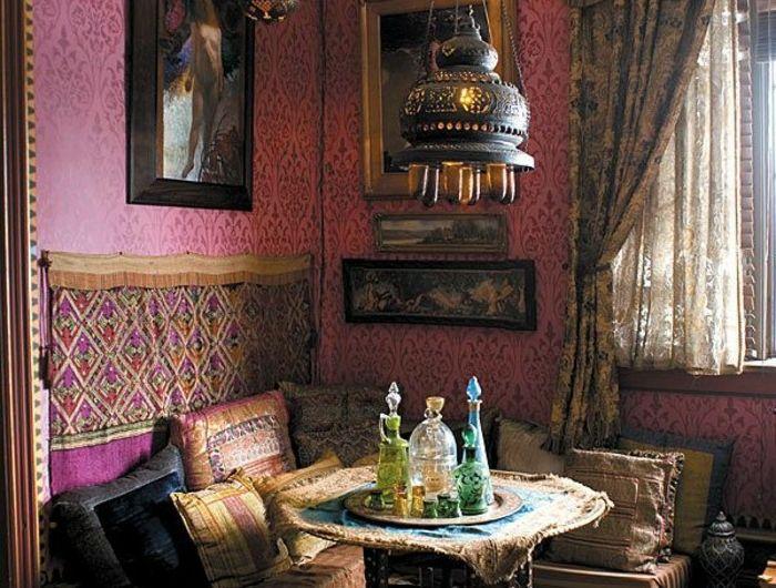 Die besten 25+ Orientalische sitzecke Ideen auf Pinterest | Diy ...