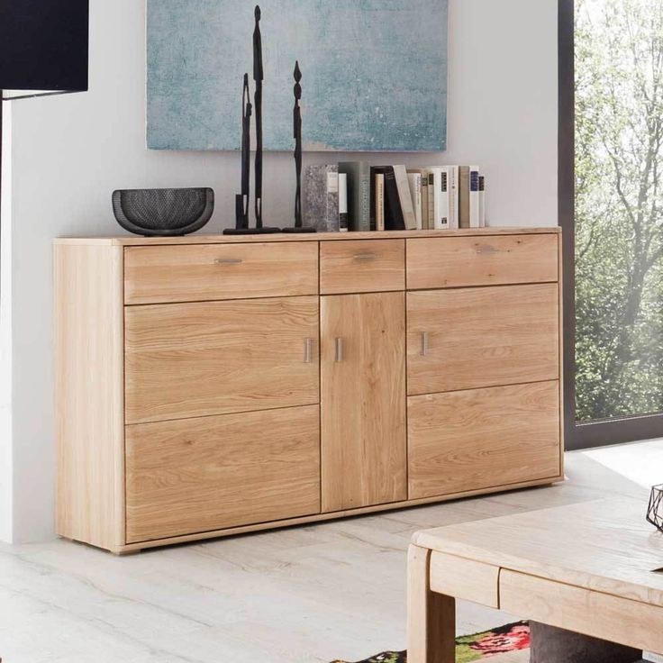 die besten 25 sideboard massivholz ideen auf pinterest. Black Bedroom Furniture Sets. Home Design Ideas