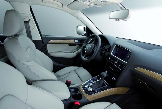 2014 Audi Q5 Order Guide 2014 Audi Q5 Interior – Automobile Magazine
