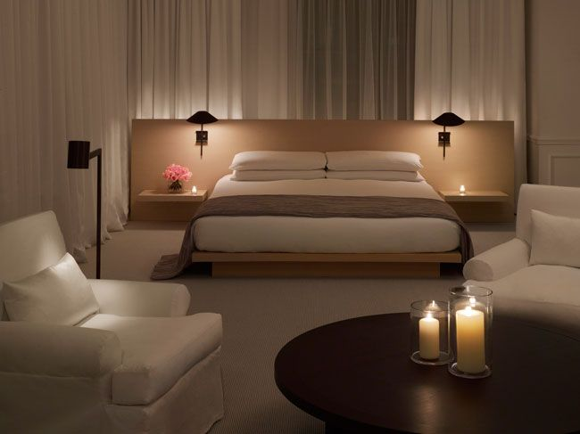 bedroom inspiration from Public Chicago hotel