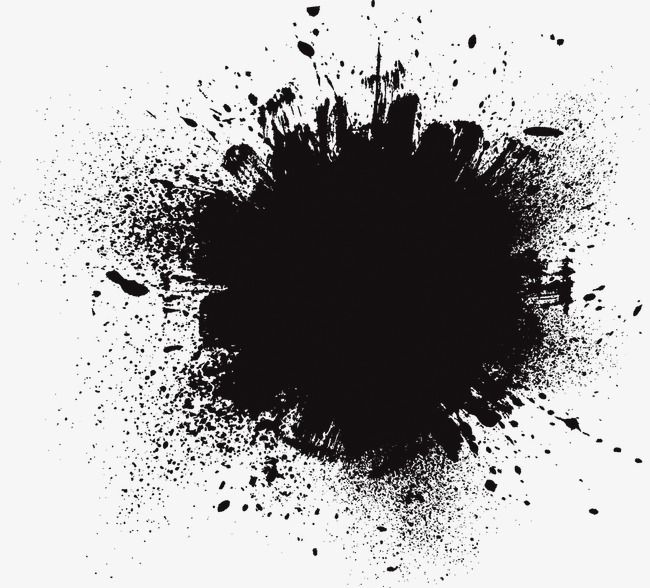 Ink Brush Effect Ink Brush Png And Vector With Transparent