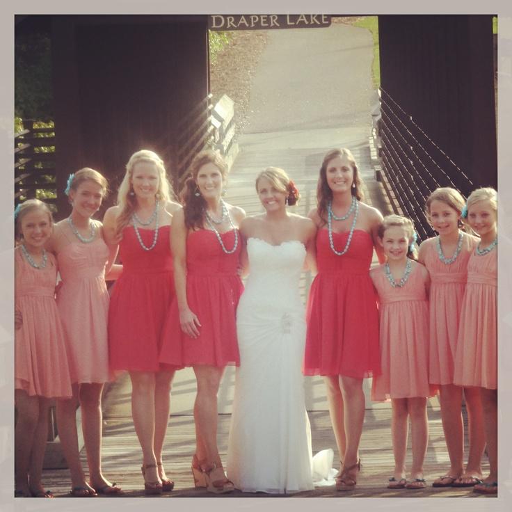 Jr Bridesmaids Wedding Dresses 11