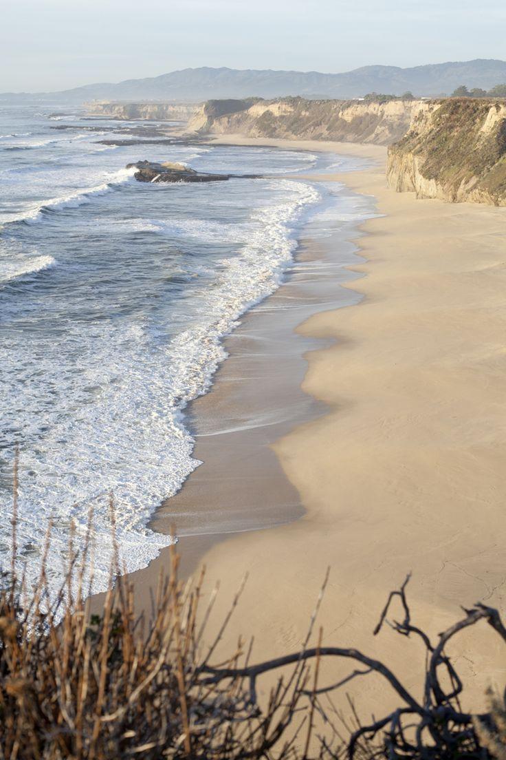 California coastline - I dream of you every day