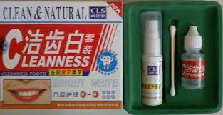 http://www.obatnafsuwanita.com/obat-pemutih-gigi.html Obat pemutih gigi alami clean & natural adalah cara memutihkan gigi secara alami aman tanpa efek samping, obat pemutih gigi ini terbuat dari bahan-bahan herbal yang bermanfaat untuk memutihkan gigi secara cepat 100% aman tanpa efek samping