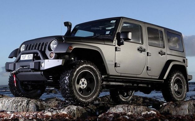 2018 Jeep Wrangler Diesel Powerful Suv With Affordable Price