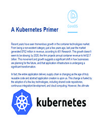 || A Kubernetes Primer || Kubernetes is Google's third container management system that helps manage distributed, containerized applications at massive scale. Kubernetes automates container configuration. Kubernetes also manages their lifecycles, and maintains and tracks resource allocation in a cluster of servers.  #ITinfrastructure #Automation #Technology  #TechNews