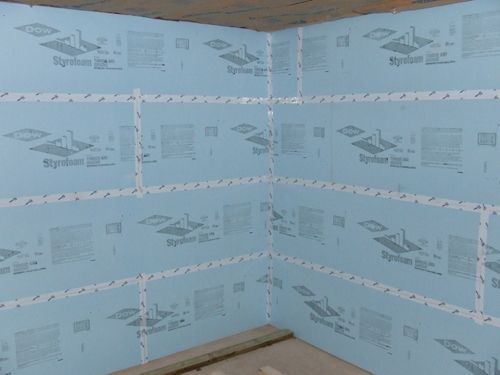 insulate your basement with foam board never use fiberglass includes information on insulating floors