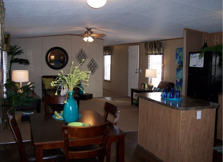 Modern Single Wide Manufactured Home Remodeling Mobile