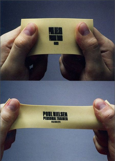 26 best creative alternatives to business cards images on pinterest 30 unconventional business cards reheart Image collections