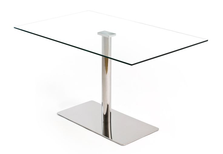 Aeon Willow Rectangular Glass Top Table Modish Store Glass Top Table Glass Top Dining Table Tempered Glass Table Top
