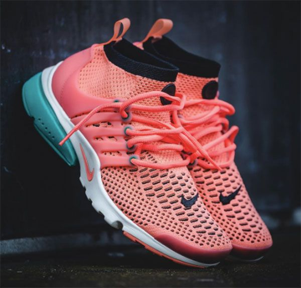 The Women's Nike Air Presto Flyknit Ultra Atomic Pink Is One Of The Best Colorway Yet