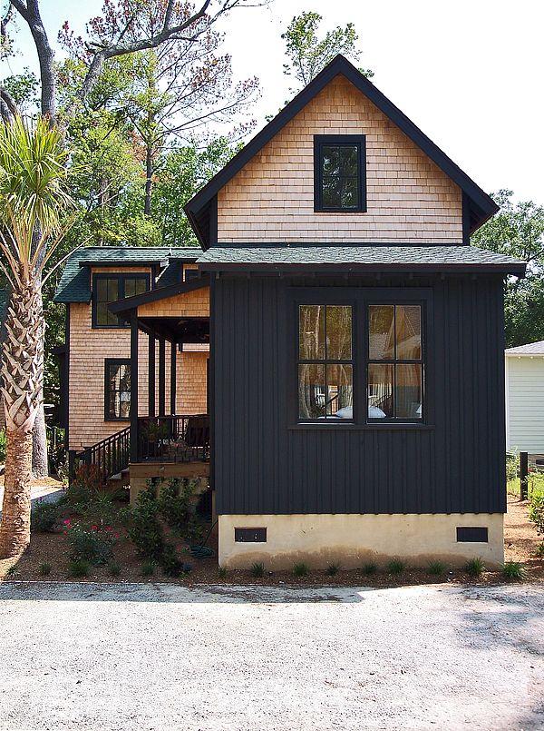 Black joinery
