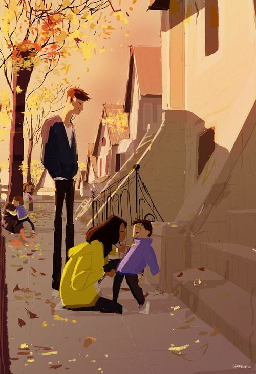 It's Almost Fall Again by Pascal Campion
