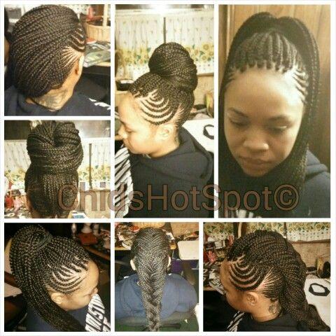 Astounding 1000 Ideas About Individual Braids On Pinterest Kid Braids Short Hairstyles Gunalazisus