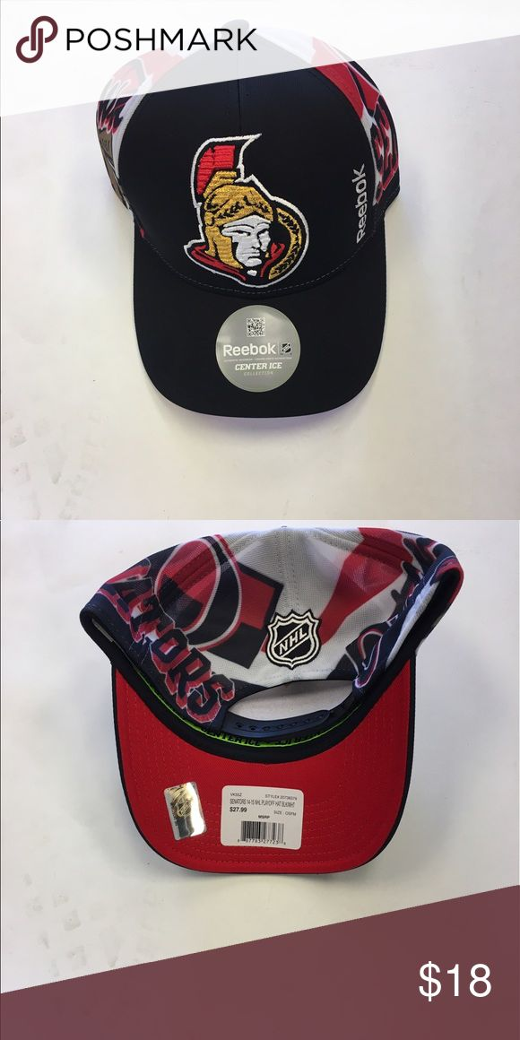 Ottawa Senators Reebok NHL Playoff Snapback Hat Ottawa Senators Reebok Snapback Hat. Reebok Accessories Hats