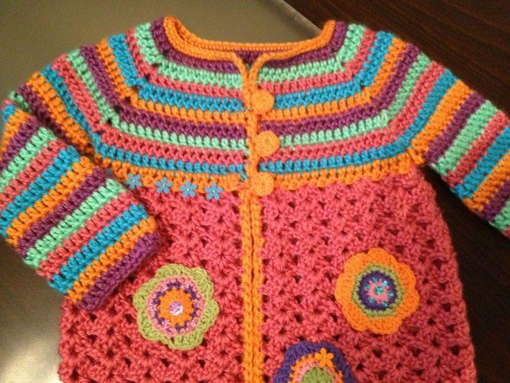 Crochet Cardigan - Imgur