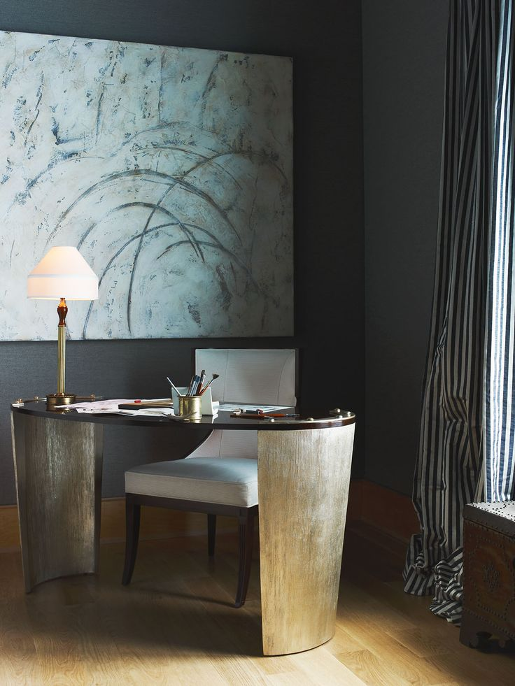 The Jacques Garcia Collection | Baker Furniture Visible at the showroom in Paris