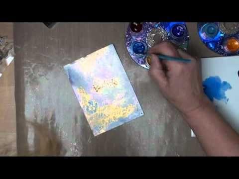 Twinkling H2O's tutorial . . . plus love her storage idea!!!