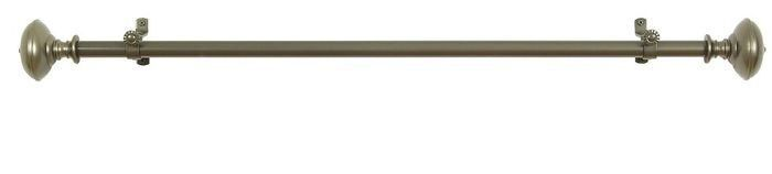 Buono II Othello Curtain Single Rod