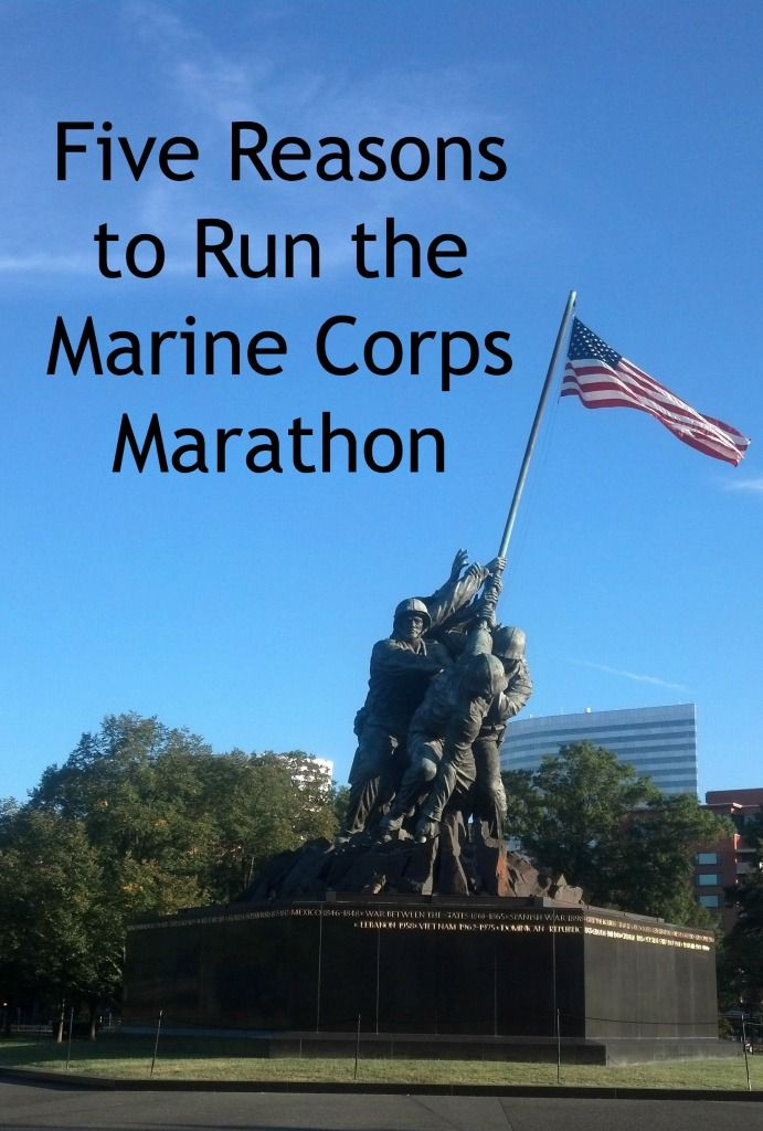 Marine Corps Marathon is the People's Marathon. Here's why you should run it.