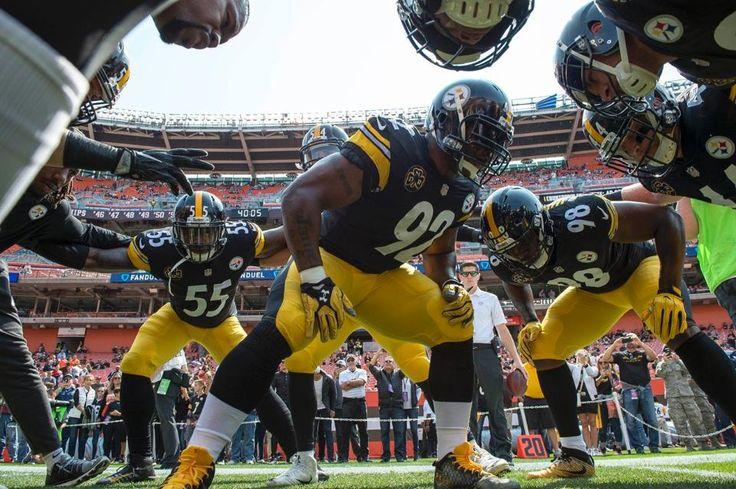 PHOTOS: Karl's top pics - Steelers vs. Browns