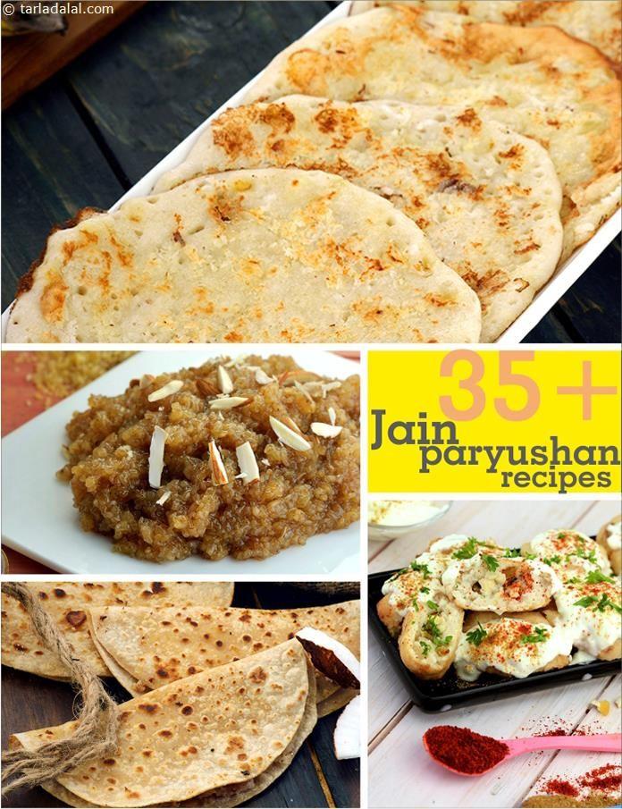 Jain Paryushan Recipes, Jain Festival, Tarladalal.com | Page 1 of 3