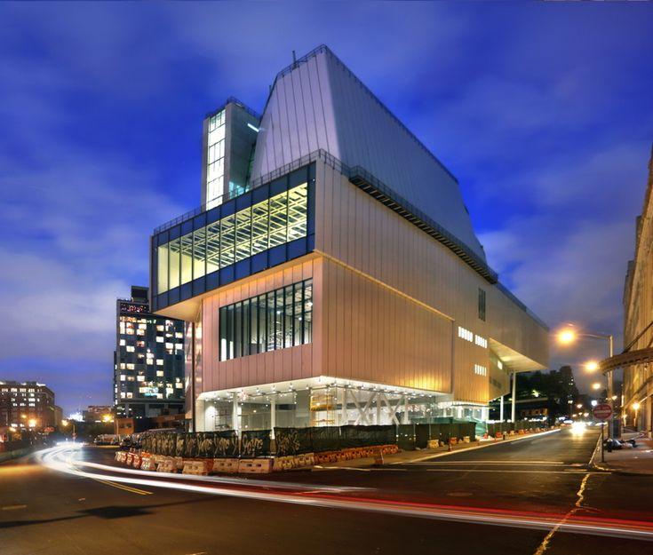 Renzo Piano's Whitney Museum of American Art building, September 2014.<br>Photo: Ed Lederman.