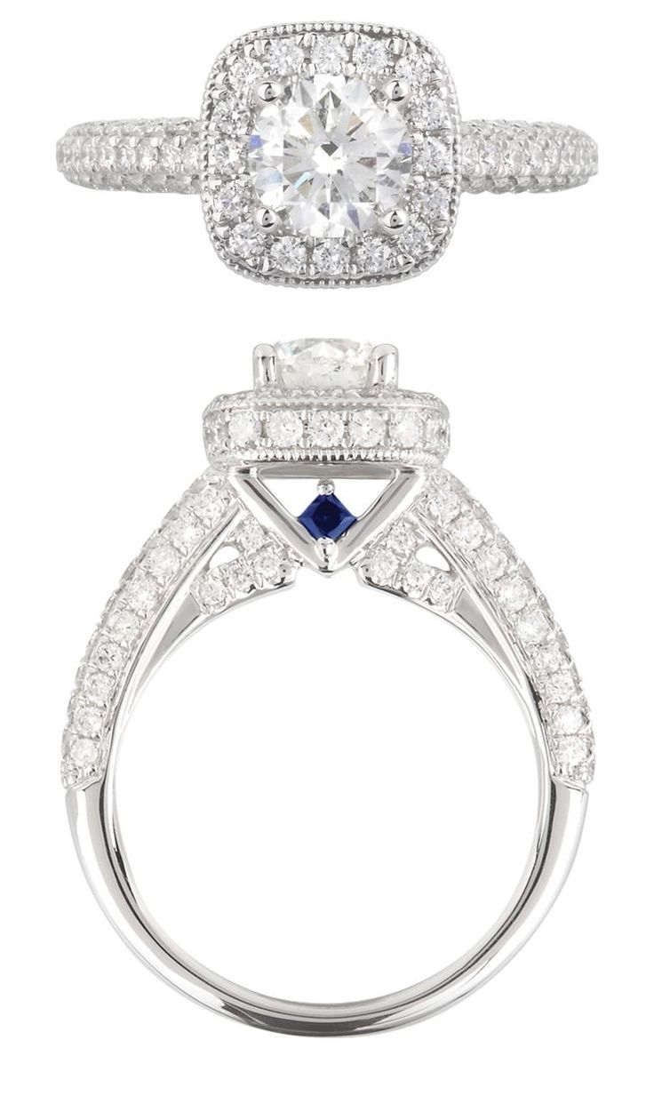 25 best ideas about sapphire engagement rings on pinterest sapphire rings blue engagement rings and blue sapphire rings - Wedding Diamond Rings
