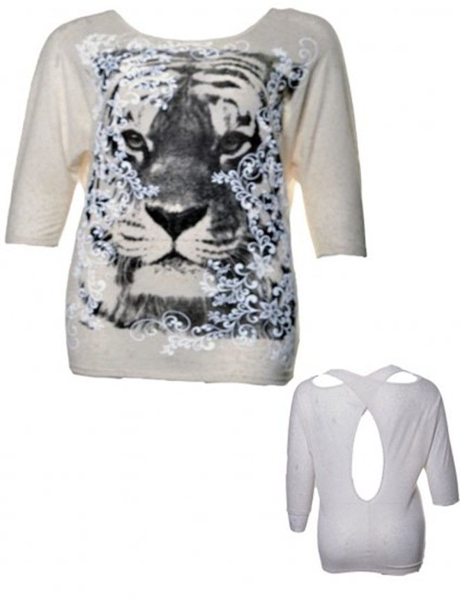City Style Chic - Lion and Scroll Print Dolman Sleeve Top, $33.50 AUD.  Free standard shipping within Australia.   (http://www.citystylechic.com.au/lion-and-scroll-print-dolman-sleeve-top/)