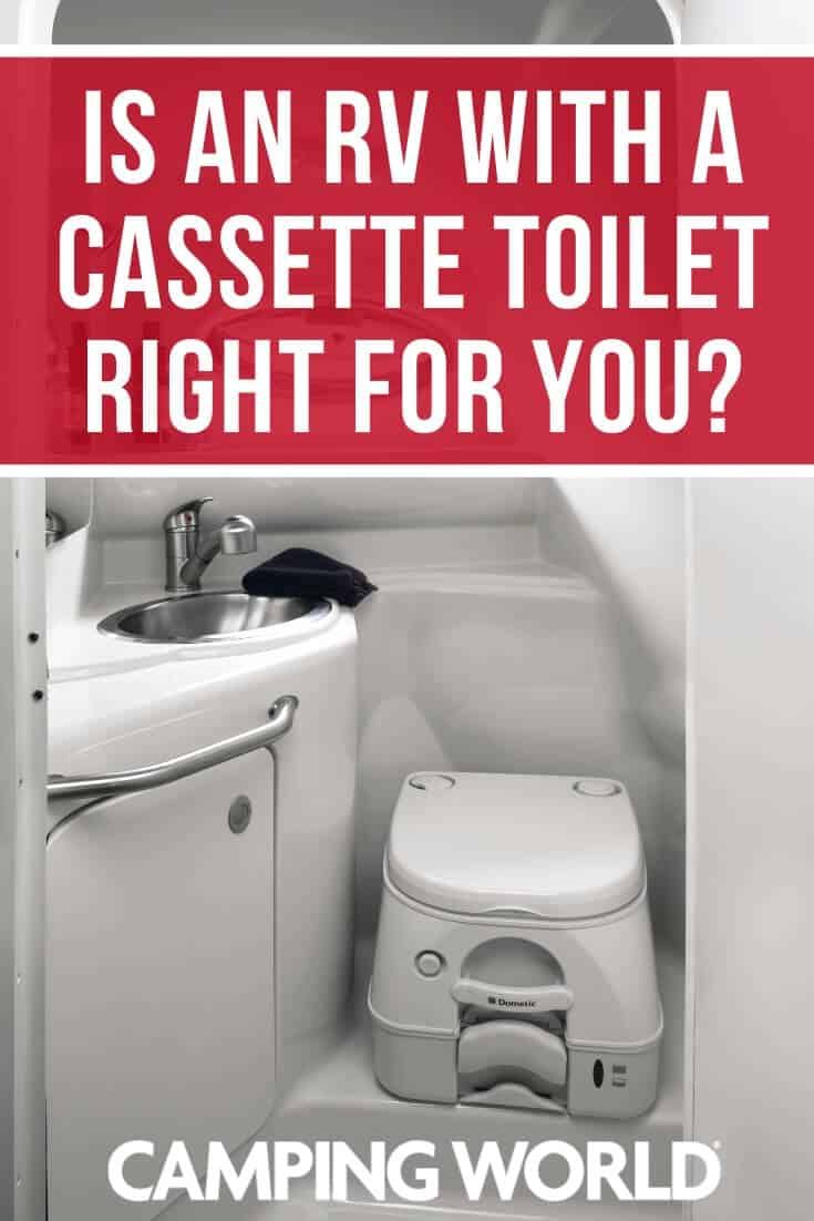 Is An Rv With A Cassette Toilet Right For You Rv Camping Inspiration Cassette