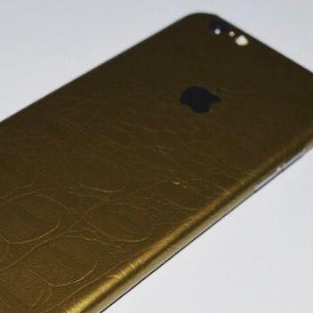 #iPhone #6s #gold #snake #skin #oplix
