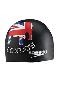 Team Speedo London Silicone Cap (Americana)