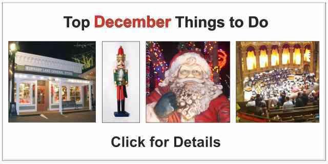 Click For A List Of December Activities December Activities Winter Event Event Calendar
