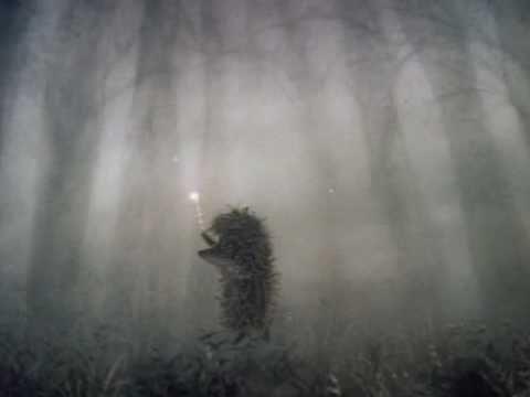 Hedgehog in the Fog by Sergey Kozlov, Yuriy Norshteyn, Francesca Yarbusova (Illustrator) The book is based on Francesca Yarbusova's sketches to the award-winning animated film directed by Yuri Norstein.
